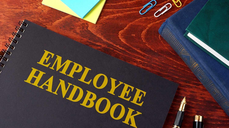 an employee benefits handbook